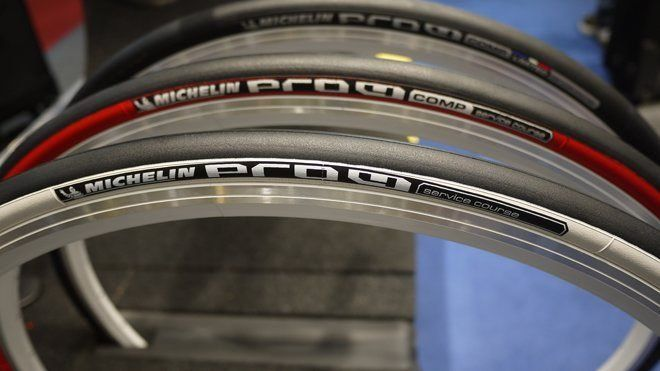 Линия шин Michelin Pro4 P1030607
