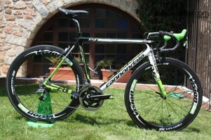 ТЕХНИКА «ТУР ДЕ ФРАНС»: CANNONDALE SUPERSIX EVO ПЕТЕРА САГАНА