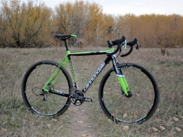 ТЕСТ: CANNONDALE SUPERX HI-MOD DISC