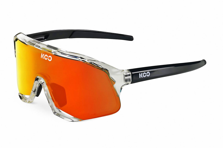Очки солнцезащитные Koo DEMOS (glass/red mirror)