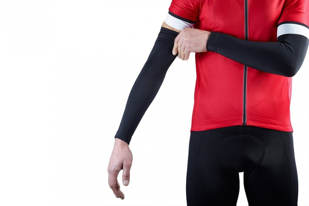 Велорукава Katusha ARM WARMERS