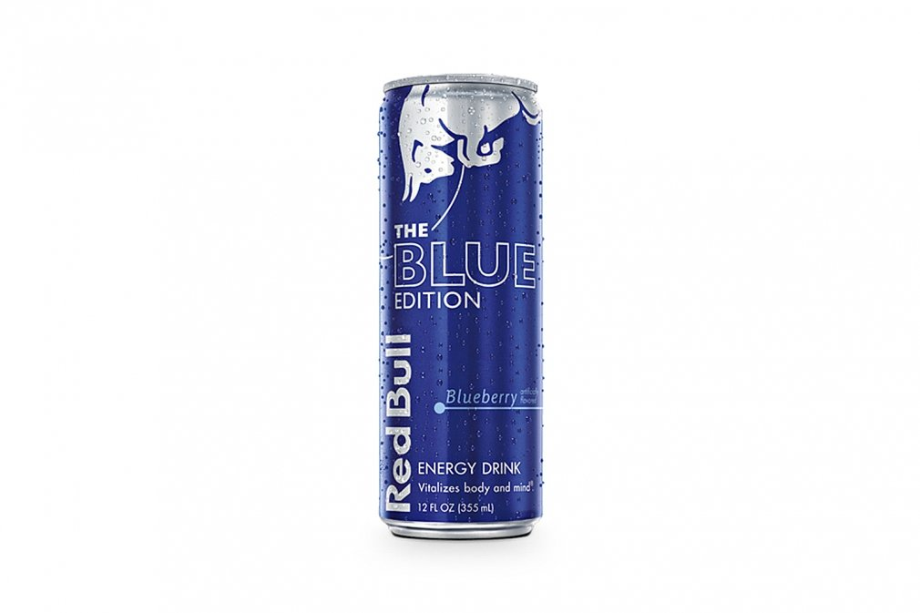 Энергонапиток Red Bull BLUE EDITION