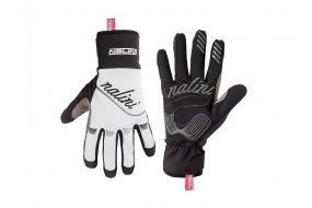 Nalini PINK THERMO GLOVE (белые)