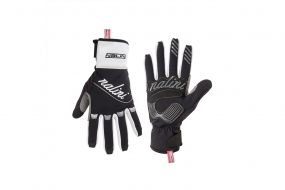 Nalini PINK THERMO GLOVE (чёрные)