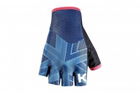 Katusha SUPERLIGHT GLOVES peacoat AOP