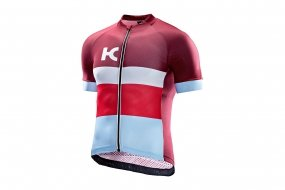Katusha SUPERLIGHT JERSEY SS sangre blue