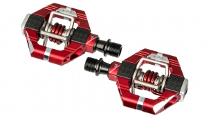 Педали CrankBrothers CANDY 7 red