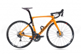 Шоссейный велосипед Pinarello PRINCE DISK orange Shimano ULTEGRA R8020 Fulcrum RACING 5 DB (2019)