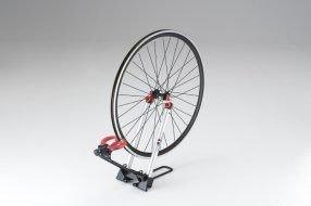 Стенд для правки колес велосипеда