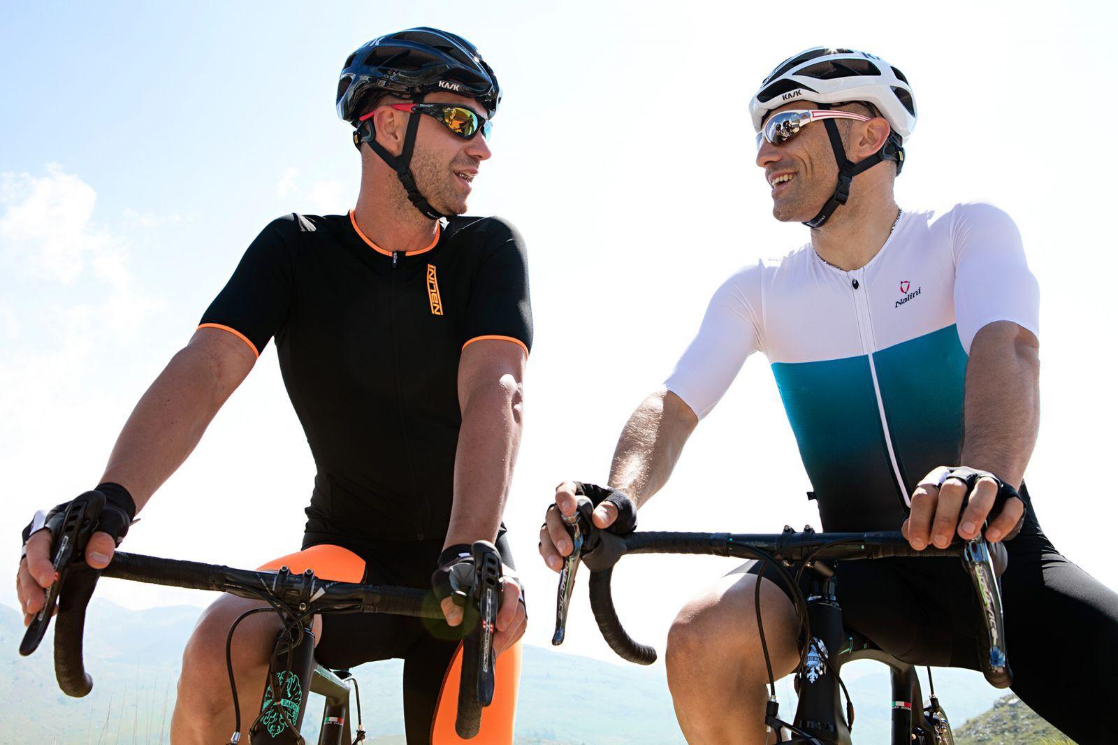 Секс двух велосипедистов
