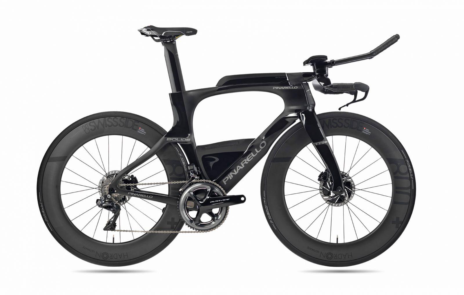 Велосипед для триатлона Pinarello BOLIDE TR+ Shimano DURA-ACE Di2 нет (2021)