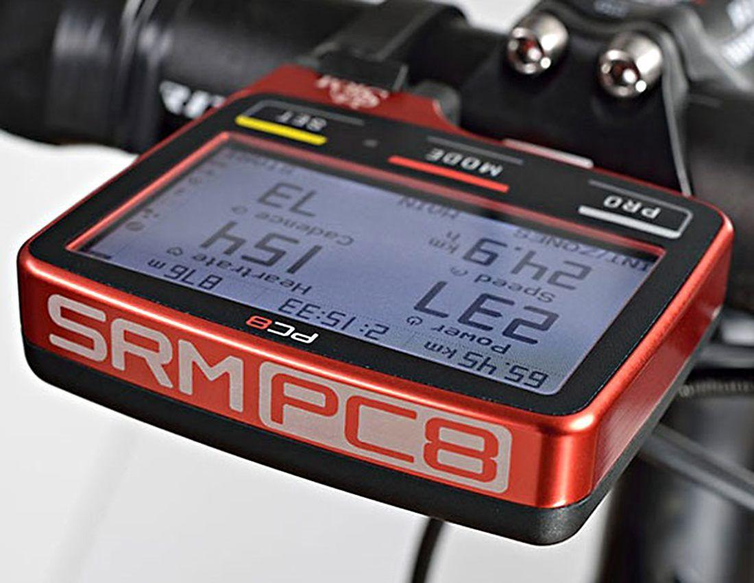 Велокомпьютер SRM