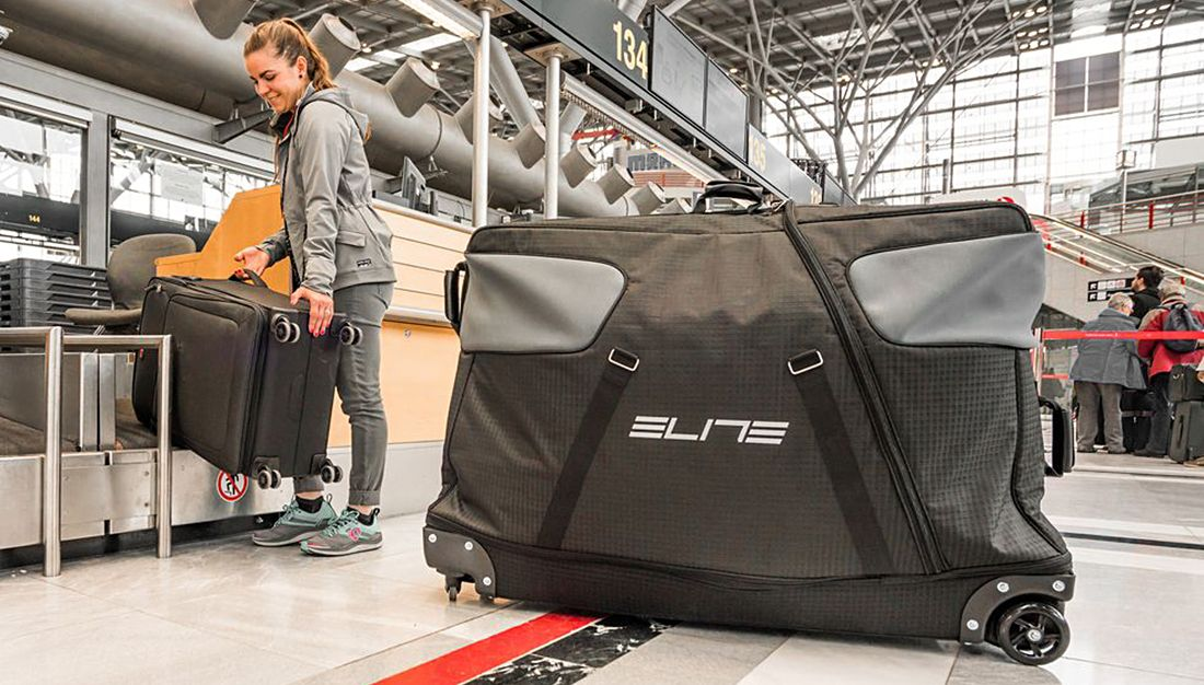 Велосипедный кейс Elite BORSON